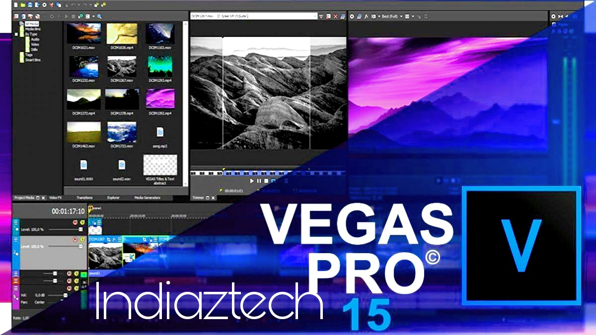 Sony Vegas Pro 15 Review - Best Video Editing App