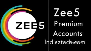FREE ZEE5 PREMIUM ACCOUNTS AND PASSWORDS 2020