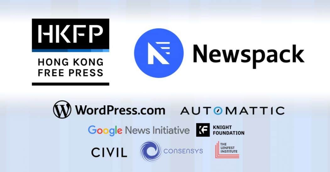 Google newspack wordpress