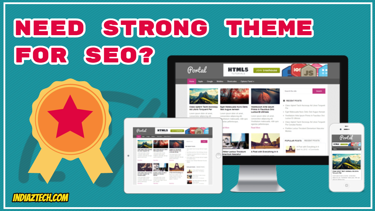 Seo friendly free wordpress themes
