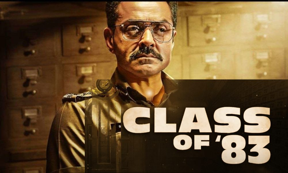 Class of 83 Watch free online download free