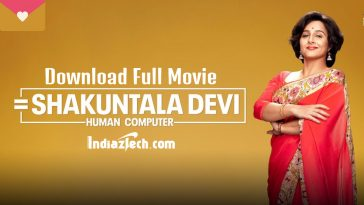 shakuntala devi full movie download filmywap