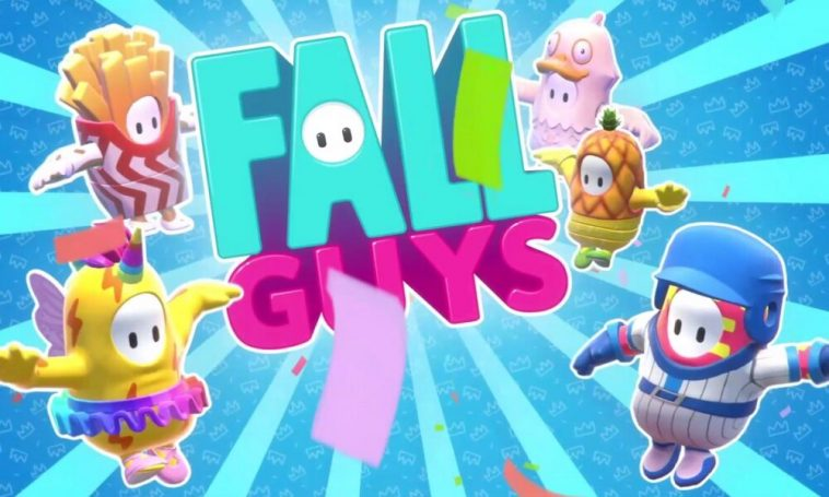 Fall guys free download APK link