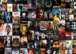 Many movies on the images