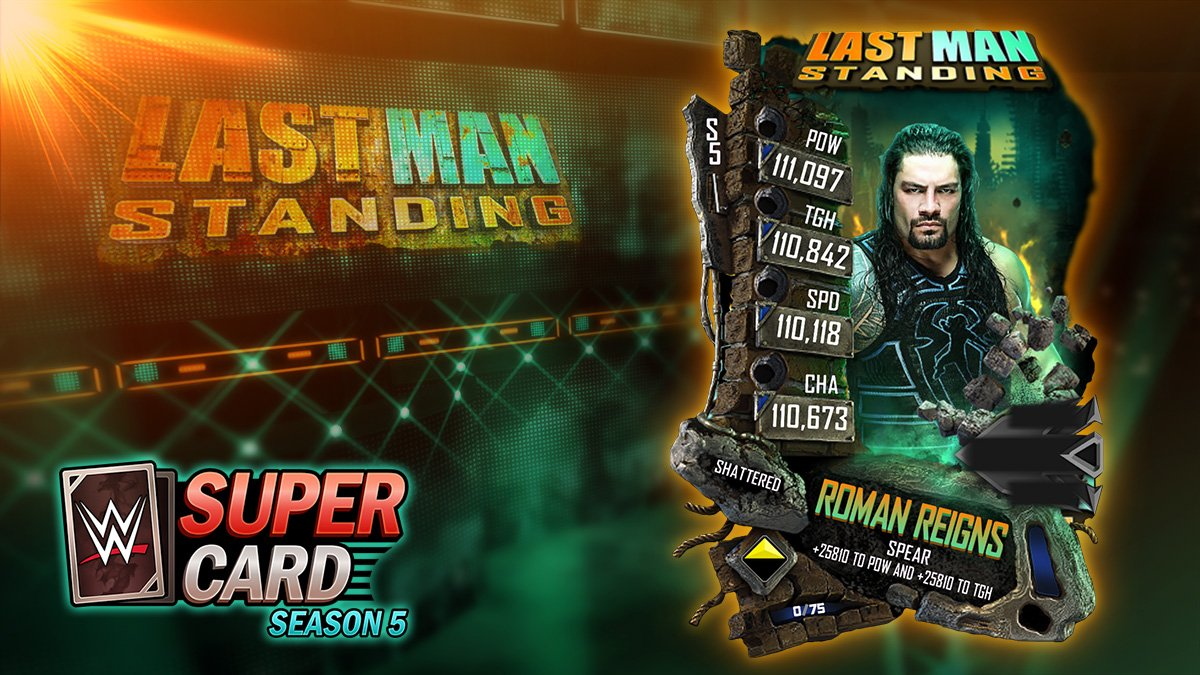 WWE SuperCard on Twitter: So you can practice claiming a